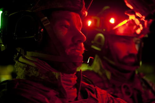 "From the director of ""The Hurt Locker,"" Kathryn Bigelow, this unerring docudrama about the hunt for Osama bin Laden leaves the polemics aside, yet leaves you feeling uneasy about the bargains we've made as a country in the wake of 9/11."