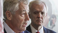 White House defends possible Defense nominee Chuck Hagel