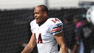 Bears special teams ace Eric Weems