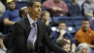 — UConn got to work early on Thursday, starting practice at 8 a.m.