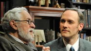 Mike Nussbaum, 'Freud's Last Session,' CRC Productions at Mercury Theatre