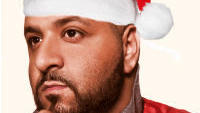 DJ Khaled and Luther Campbells' sexy Christmas party