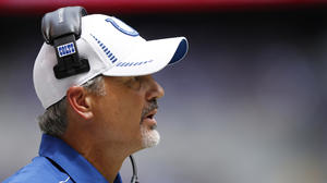 Indianapolis preparing for Pagano's return