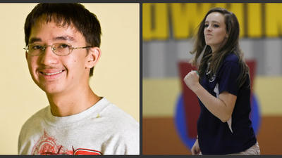 Athletes to watch: Nov. 15, 2012