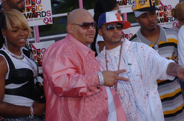 "Celebrities from all around the world make an appearance at the VMA Awards, in Miami, including Joseph ""Fat Joe"" Cartagena"