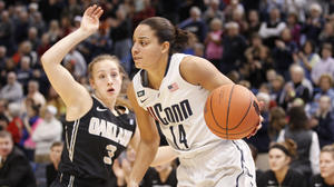 It Appears Bria Hartley Is Back For UConn