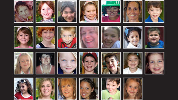 Newtown Victims
