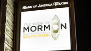 Chris Jones reviews 'The Book of Mormon'
