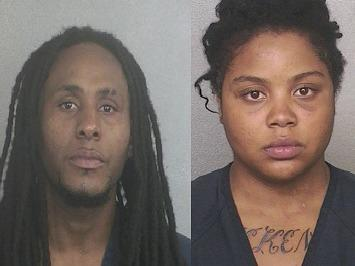 Married couple Mackenley Desir, 33, and Genet Rembert, 20, of Hallandale Beach, are facing federal sex-trafficking charges, court records show.