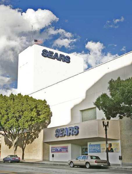 "Sears, in Glendale, is being asked by the Glendale City Council to improve the facade of the store's front entrance. Glendale Councilwoman Laura Friedman complained last week that the store looks vacant and ""dangerous."""