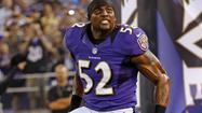 Will Ray Lewis dance one more time in a Ravens uniform at M&T Bank Stadium?