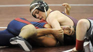 Towson vs. Franklin wrestling [Pictures]