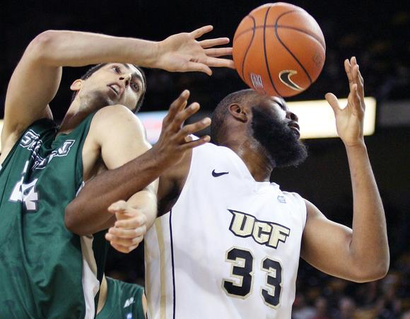 UCF vs Stetson basketball