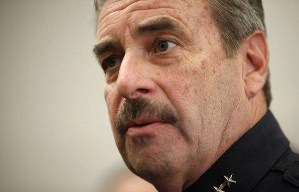 "In a recent report, Chief Charlie Beck wrote that LAPD detectives had made ""numerous requests"" to the DEA for interviews with the involved agents but have repeatedly ""been met with negative results."""