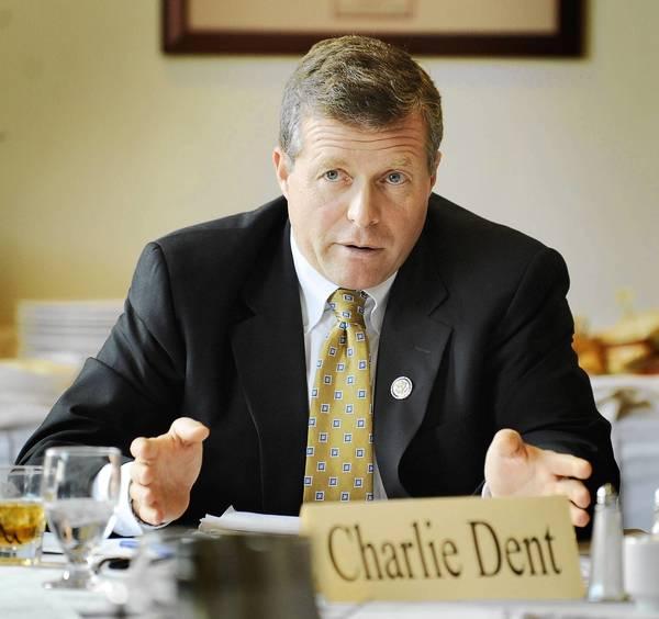 Charlie Dent, U.S. Rep. R-15