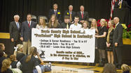 Photo Gallery: Boyle County schools celebrate Krep scores