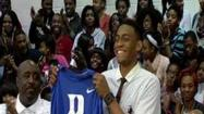 Simeon hoops star Jabari Parker makes college announcement