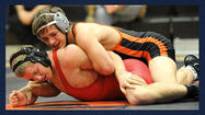 SOMERSET — Cambria Heights defeated Somerset 42-38 in varsity wrestling action Thursday.