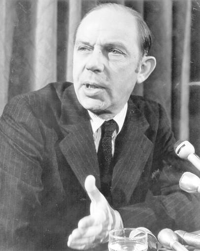 James D. Hodgson was director of industrial relations at Lockheed Aircraft Co. when President Nixon appointed him undersecretary of Labor in 1969 . He became secretary of Labor in 1970.
