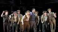 Broadway musical 'Newsies'  turns quick profit for Disney