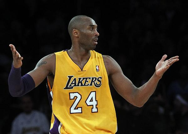 Kobe Bryant is the wrong person to blame for the disappointing start by the Lakers.