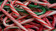 Watch How This Factory Makes 16,000 Candy Canes a Day