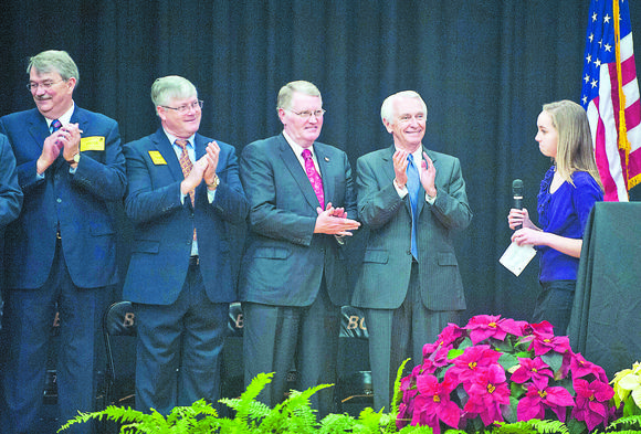 Beshear attends celebration held by Boyle schools to recognize top ten status