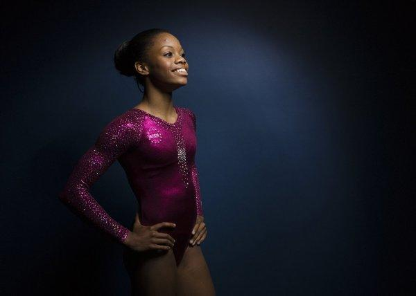 Gabby Douglas is the AP female athlete of the year.