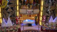 Holiday village, Princess Cruises ship