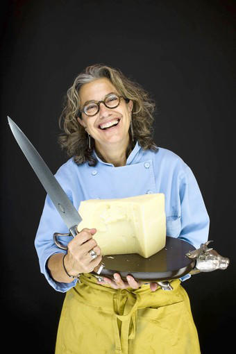 Susan Feniger, chef and owner of Street, finds a secret to happiness is to make the best of your mistakes and then move on.