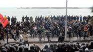 Islamists, opponents clash in Egyptian city of Alexandria