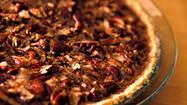 Christmas dinner: Sharing a pecan pie across generations
