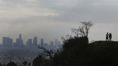 A Griffith Park hiking path for newcomers