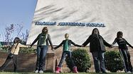 Photo Gallery: Burbank's Jefferson Elementary honors those lost in the Sandy Hook tragedy