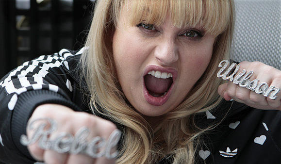Rebel Wilson is on an upswing.