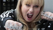 Australian comedian Rebel Wilson is coming off a banner year in 2012 with a new high-profile gig: host of the 2013 MTV Movie Awards.