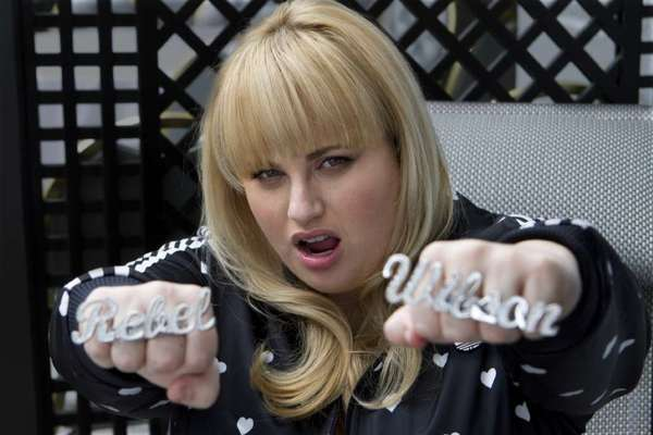 Rebel Wilson will host the MTV Movie Awards on April 14, 2013.