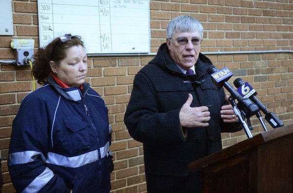 Blair County Dist. Atty. Rich Consiglio and Coroner Patricia Ross detail the shooting in rural central Pennsylvania.