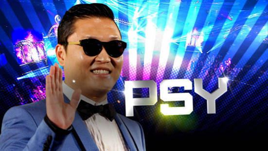 Psy 1billion youtube views