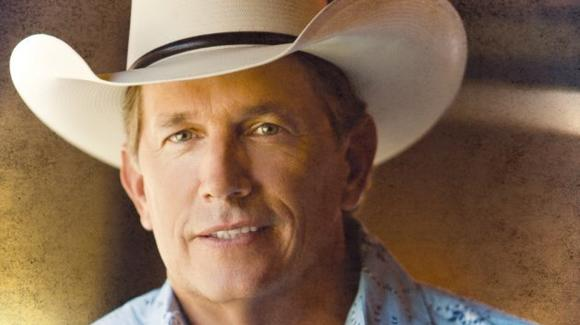george strait spending christmas with family