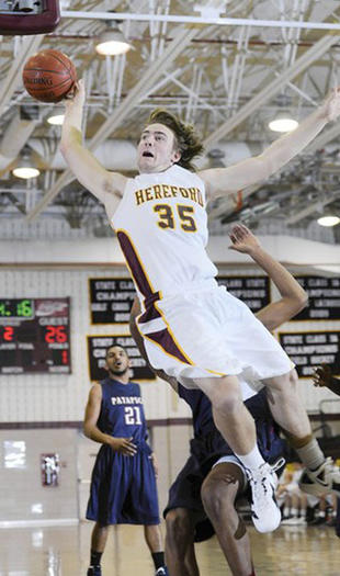 Hereford boys basketball