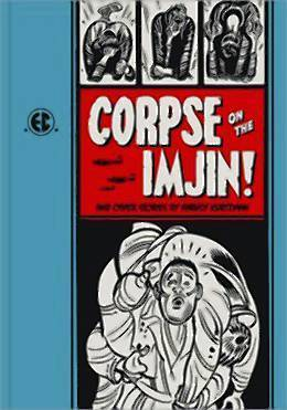 "Cover of ""Corpse on the Imjin!"""