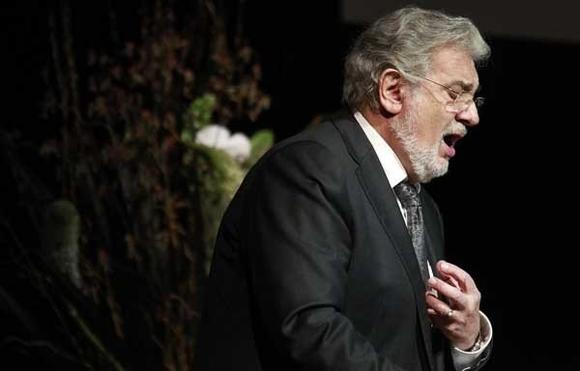 Weekend Talk Shows: Placido Domingo