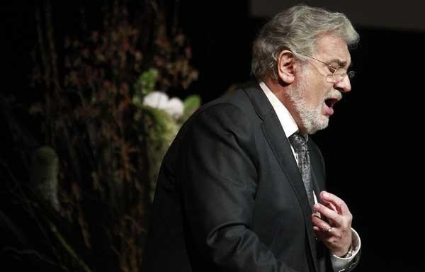 "Opera singer Placido Domingo is profiled on ""CBS News Sunday Morning."""