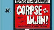 EC Comics Library collections display the grace of cartooning