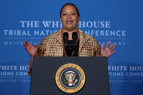 Lisa Jackson, administrator of the Environmental Protection Agency.