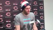 Video: Cutler: 'Only have one concern: Arizona'