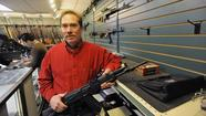 Gun sales spike amid talk of restrictions