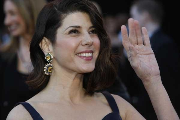 "Marisa Tomei will be a guest on E!'s ""Chelsea Lately."""