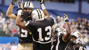 UCF's Blake Bortles leads Knights to 38-17 win over Ball State in bowl